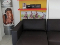 Libreria swing clei e chaise longue