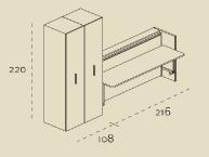 misure-letto-singolo-clei-cabrio-07