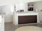 Sistema trasformabile letto singolo e tavolo - tavolo chiuso
