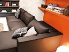 Dettaglio del divano trasformabile