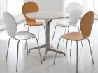 sedie e tavolino salvaspazio