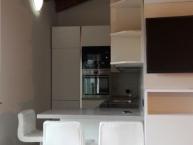 spazio per cucina e bancone
