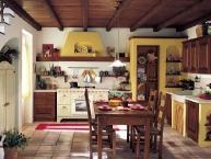 cucina classica rustica
