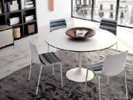 tavolo saturno e sedie Claire