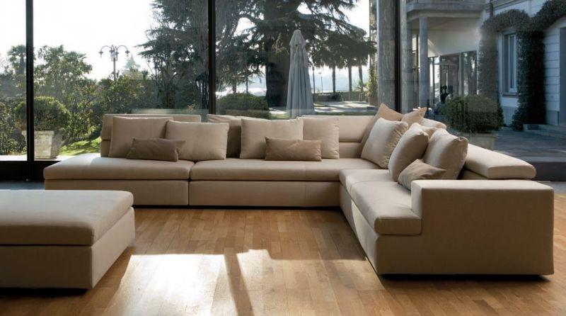 Divani mantova divano letto divani in pelle divani con - Dimensioni divano con isola ...