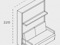 misure-divano-trasformabile-letto-matrimoniale-clei-ITO-01