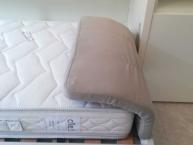 testiera reclinabile letto a scomparsa con armadio