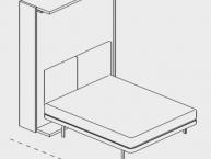 misure-armadio-trasformabile-letto-matrimoniale-clei-LGM-02