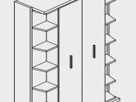misure-armadio-trasformabile-letto-matrimoniale-clei-LGM-03