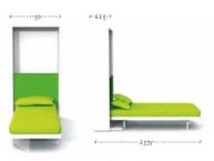 Misure-Mobile-trasformabile-letto-singolo-clei-LGS-01