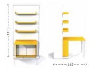 Misure-Mobile-trasformabile-letto-singolo-clei-LGS-03