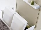 mobile trasformabile divano con vano contenitore