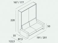 penelope next 02 P35 divano