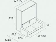 penelope next 02 P62.3 divano