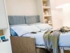 divano trasformabile letto matrimoniale - aperto
