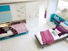 mobile trasformabile letto singolo e scorrevole