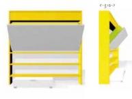 Misure-mobile-e-scrivania-trasformabili-letto-singolo-clei-PBLLB5-02