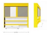Misure-mobile-e-scrivania-trasformabili-letto-singolo-clei-PBLLB5-03