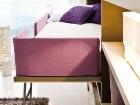 mobile trasformabile letto singolo - aperto