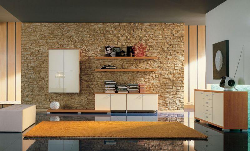 Arredamento soggiorno mantova arredamento zona giorno for Arredamento living moderno