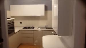 cucina arredata su misura