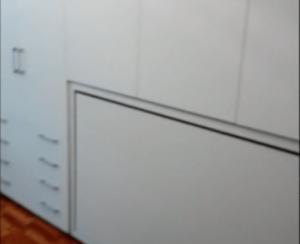 parete attrezzata letto a scomparsa modena